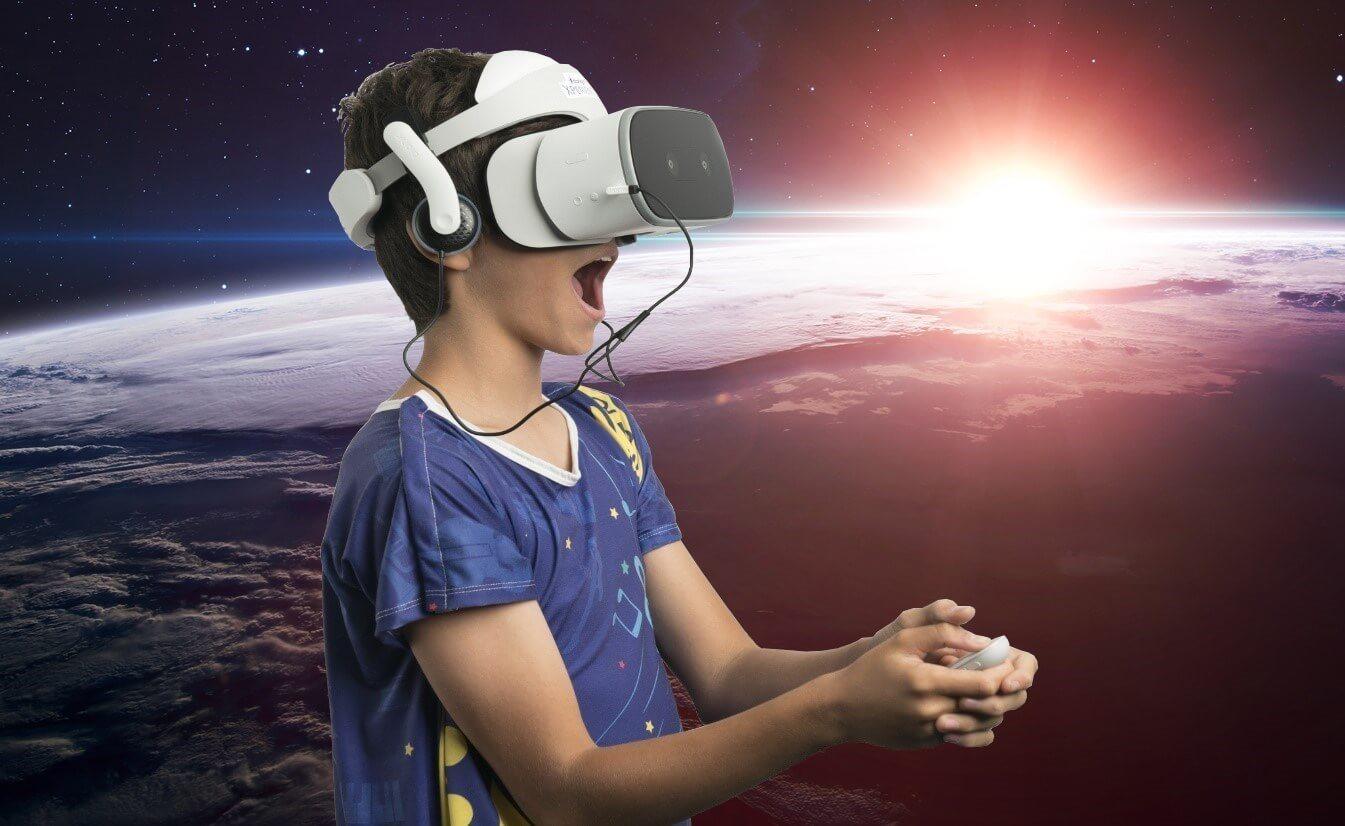 Virtual Reality Headset Market