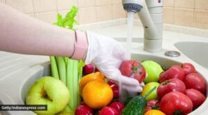 Food And Beverage Disinfection
